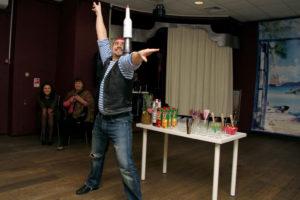 Безалкогольный коктейль-бар