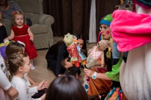 Кукольные спектакли