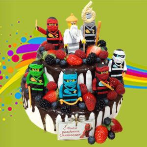 Лего и Лего Ниндзяго
